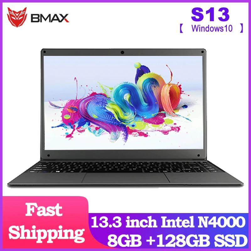 Bmax S13 8gb DDR4 128SSD desde España