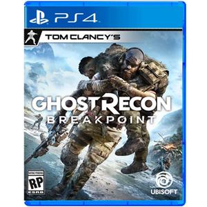 Tom Clancy's Ghost Recon Breakpoint (PS4, Físico, AlCampo)