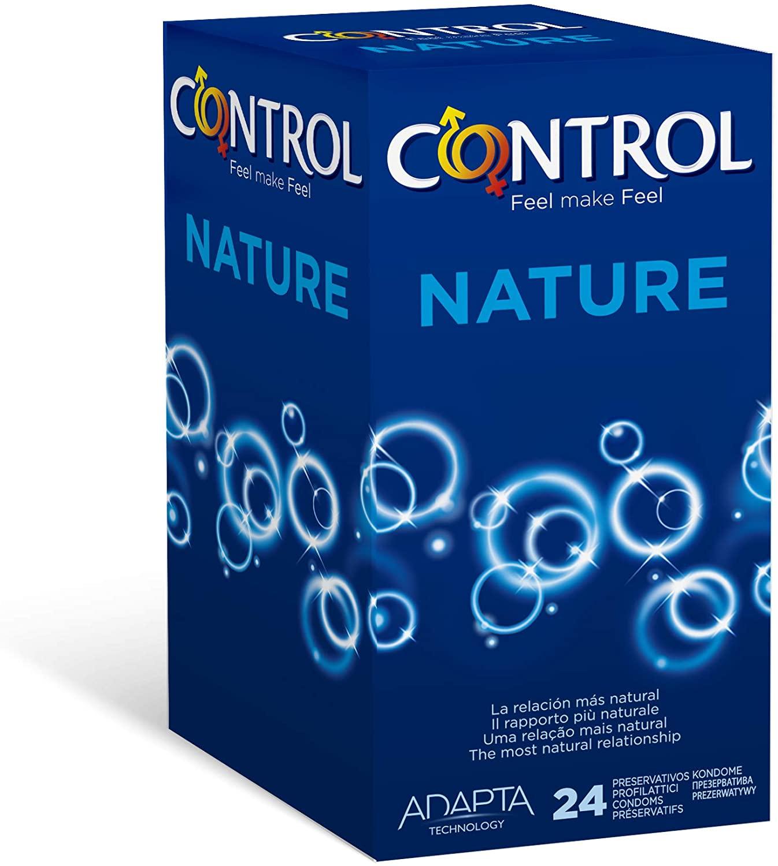 La historia del Pack de 24 preservativos Control Nature