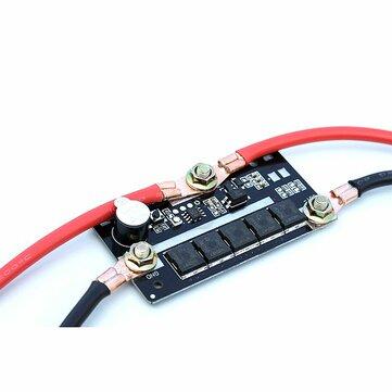 DIY unto de soldadura - Placa de circuito PCB portátil de 12 V para almacenamiento de energía