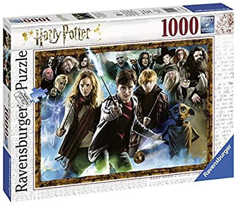 Puzzle de 1000 piezas Harry Potter marca Ravensburger