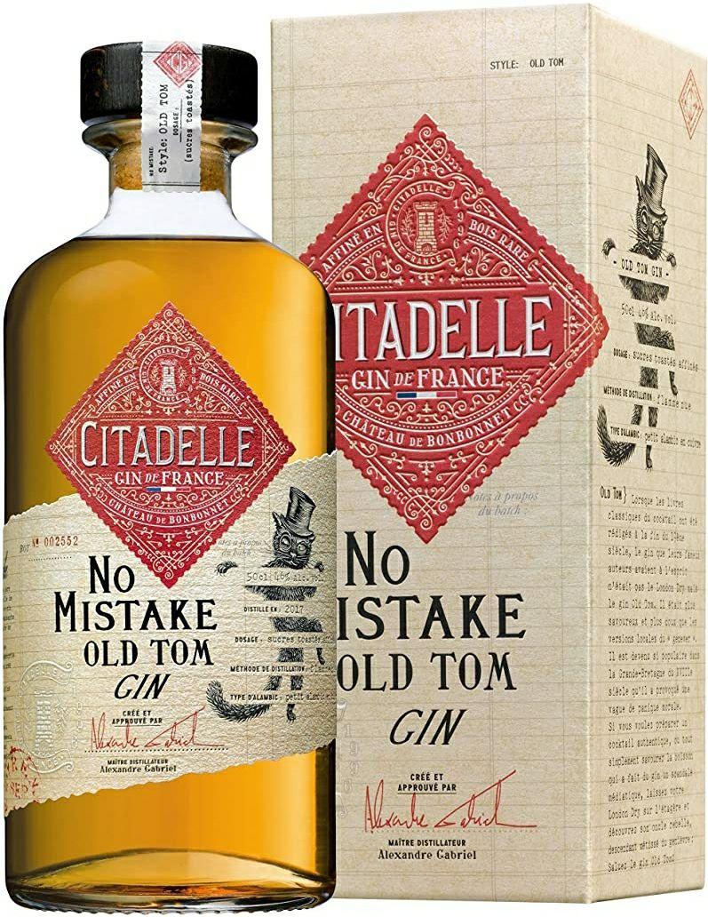 Ginebra Citadelle No Mistake Old Tom, 50 cl - 500 ml