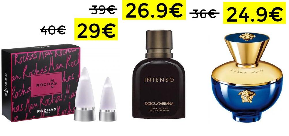 Preciazos en perfumes en Druni