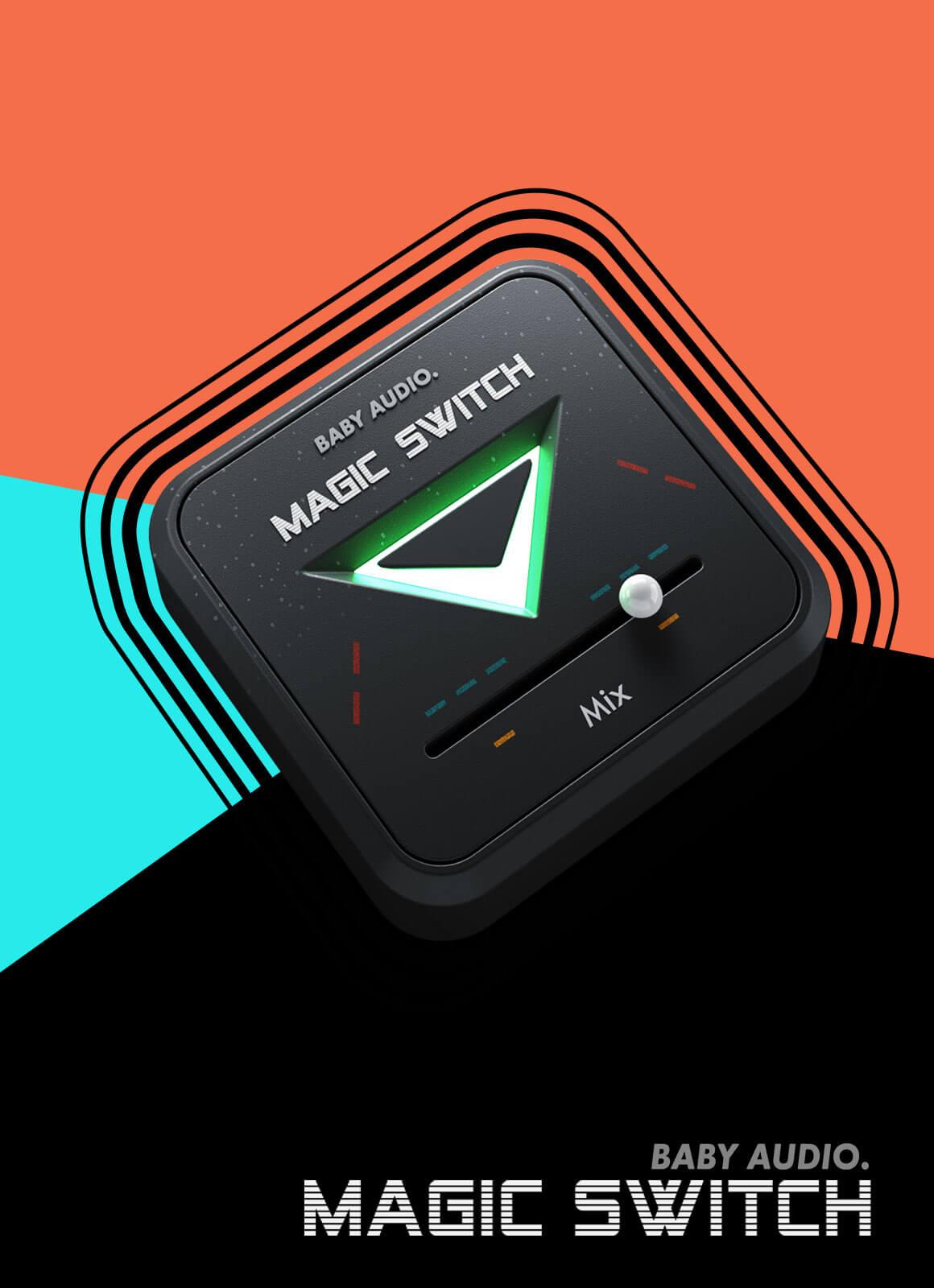 Plug-in de audio Magic Switch GRATIS (chorus inspirado en los 80)