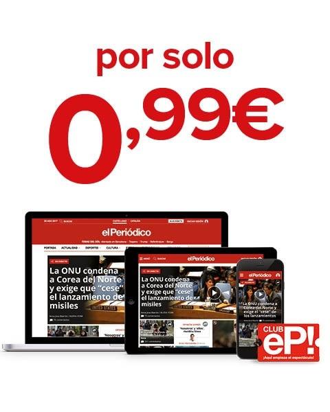 El Periódico digital (eP!) - Primer mes por 1€