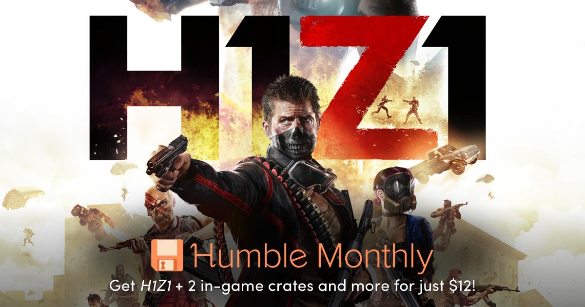 H1Z1 + 2 cajas + varios juegos por confirmar