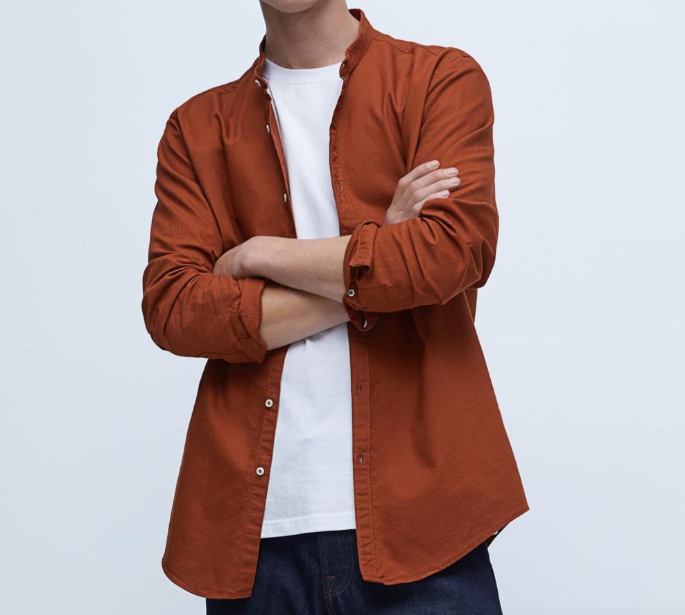Camisa para hombre Zara 6 colores