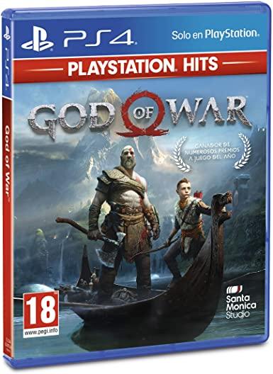GOW Hits PS4 Fisico Amazon