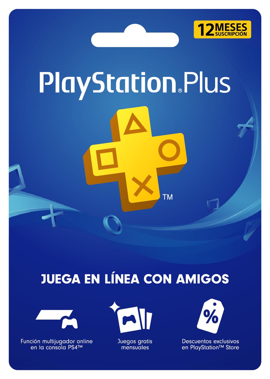 PlayStation Plus 12 Meses por solo 32€ [Leer descripción]