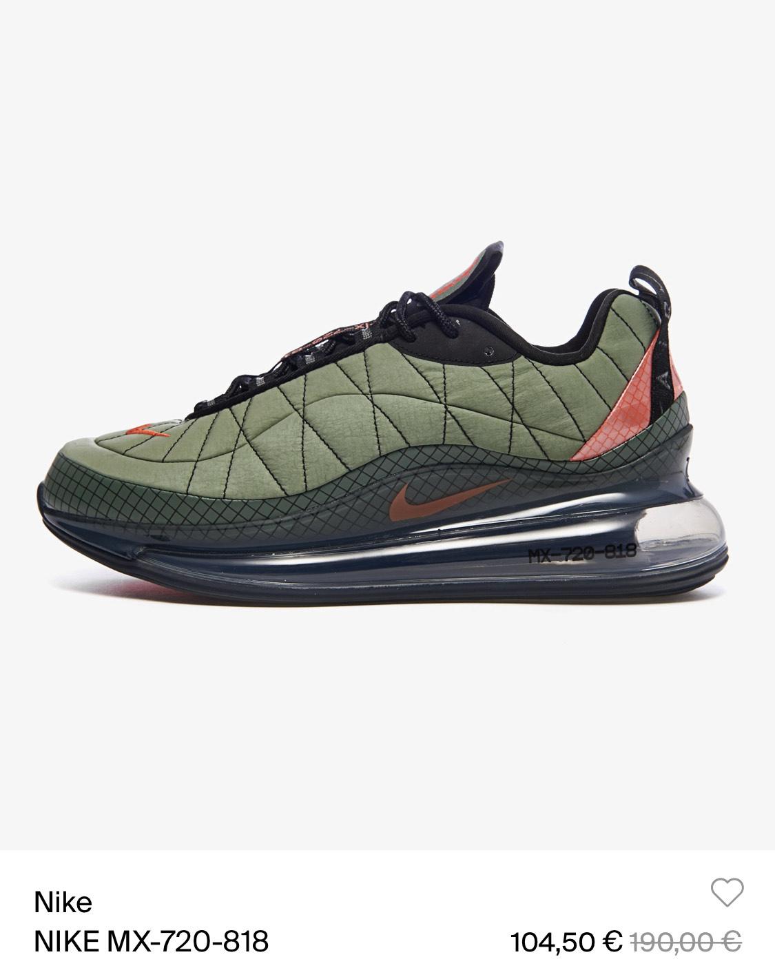 Nike NIKE MX-720-818