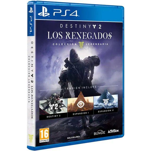 DESTINY 2 - Los Renegados Coleccion Legendaria PS4