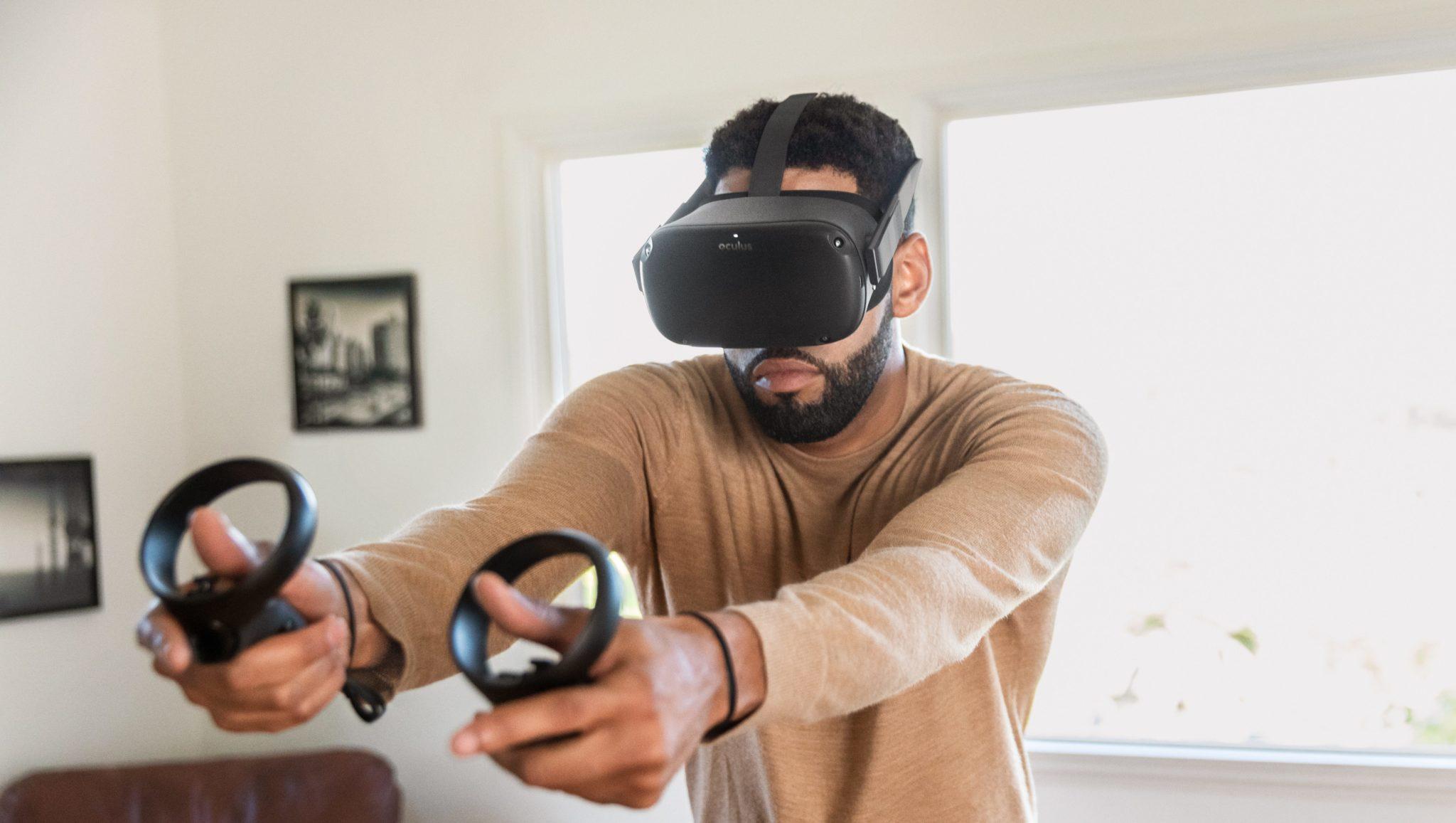Ofertas de aniversario en Oculus Quest