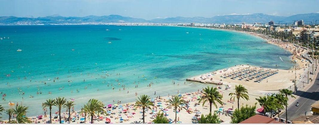 Mallorca (Agosto) 4 noches hotel 4* + Vuelos (diferentes aeropuertos)+ Cancelación gratuita