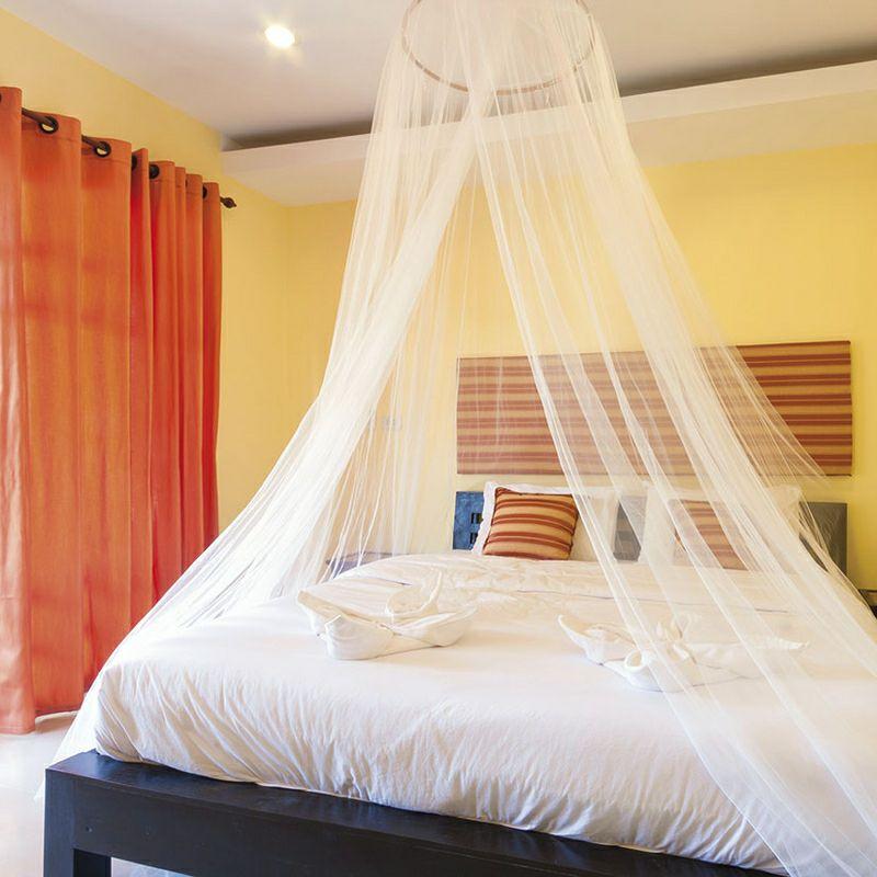 Mosquitera para cama individual
