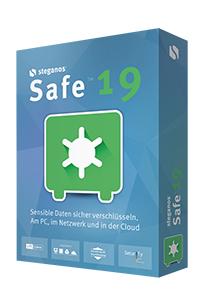 Licencia de por vida gratis de software encriptación Steganos Safe19