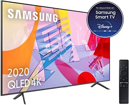 Samsung QLED 4K 2020 43Q60T Precio diabolico