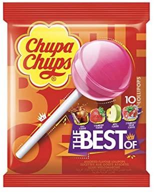 Bolsa 10 chupachups (0,95 con compra recurrente)