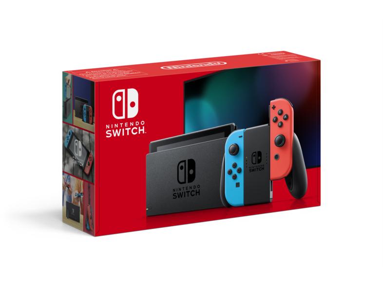 Nintendo Switch 2019 269€ Mediamarkt Canarias