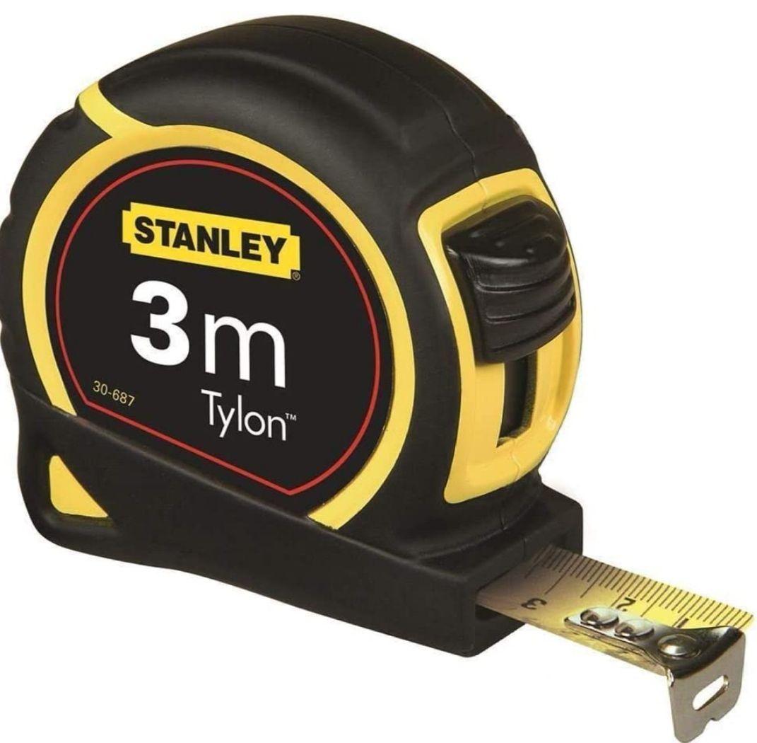 STANLEY - Flexometro tylon tylon 3m x 13mm