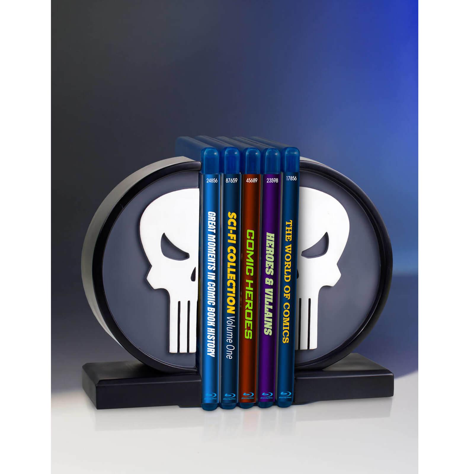 THE PUNISHER (Edición Limitada Oficial de Marvel): Sujetalibros, juegos, Dvd, Steelbooks, etc..