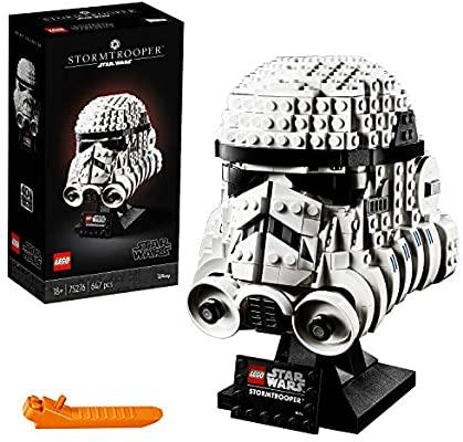 LEGO Star Wars - Casco de Soldado de Asalto75276 (también en Amazon)