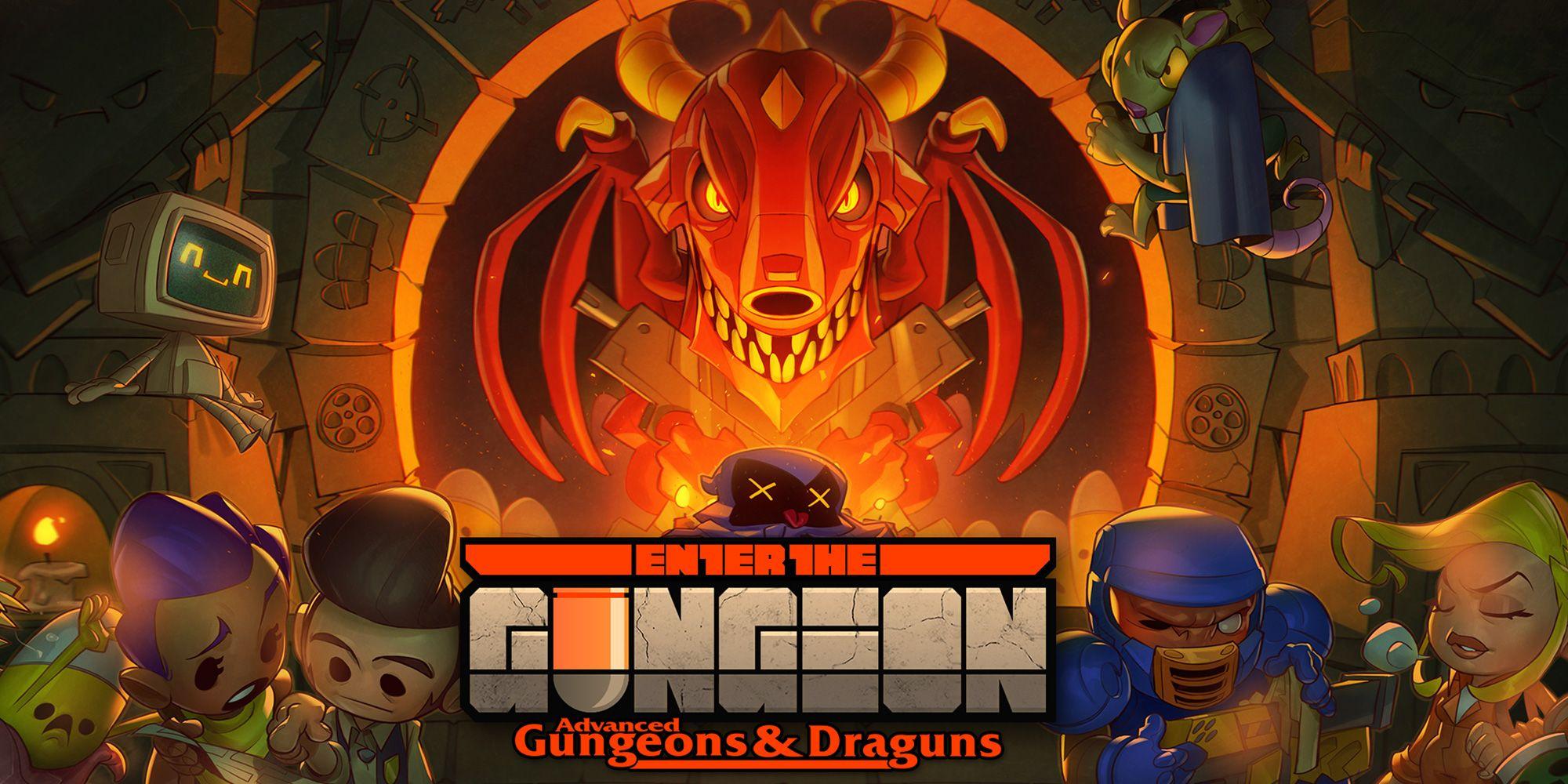 Enter the Gungeon - Nintendo Switch - Eshop Rusia