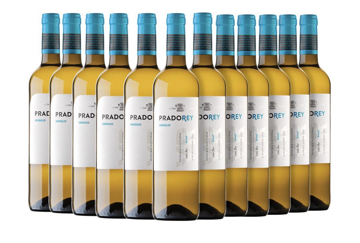 Pack de 12 botellas de vino