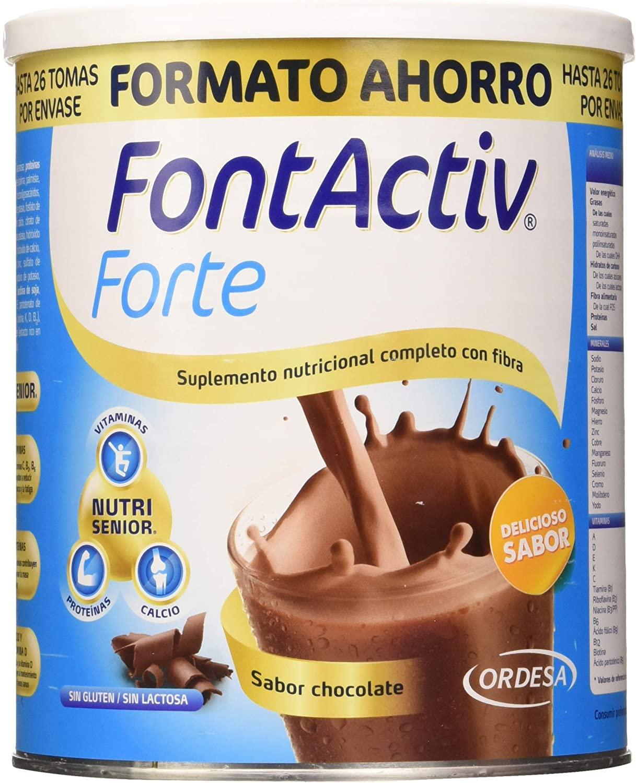 Suplemento nutricional Fontactiv Forte Chocolate 800g