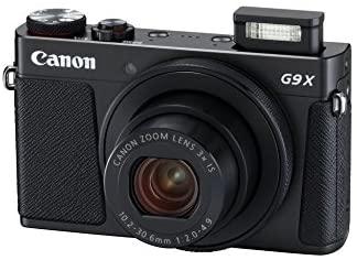 Canon PowerShot G9 X Mark II - Cámara compacta de 20.9 MP
