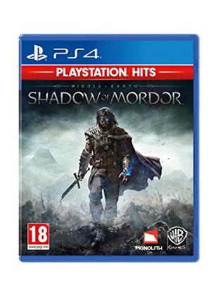 La Tierra Media: Sombras de Mordor PS4