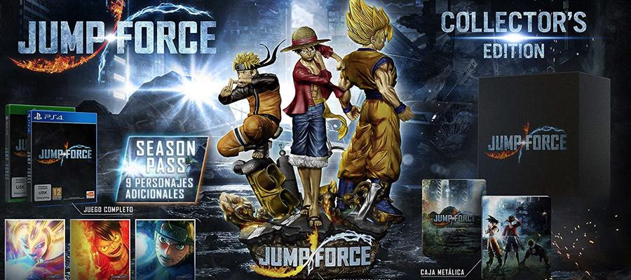 Jump Force Coleccionista