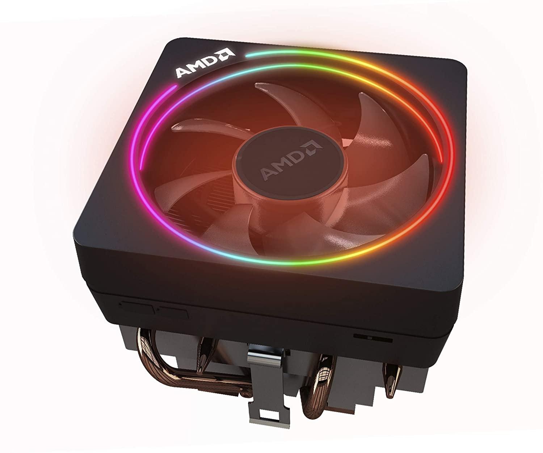 AMD Ryzen 7 3800X, Procesador con Disipador de Calor Wraith Prism