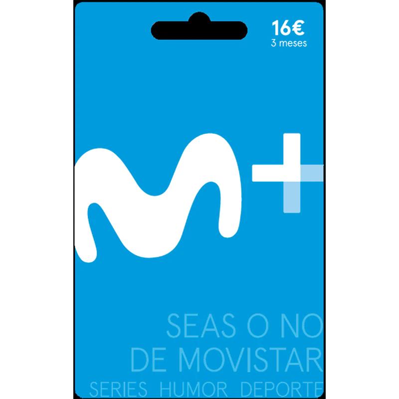 3 Meses Movistar+ Lite