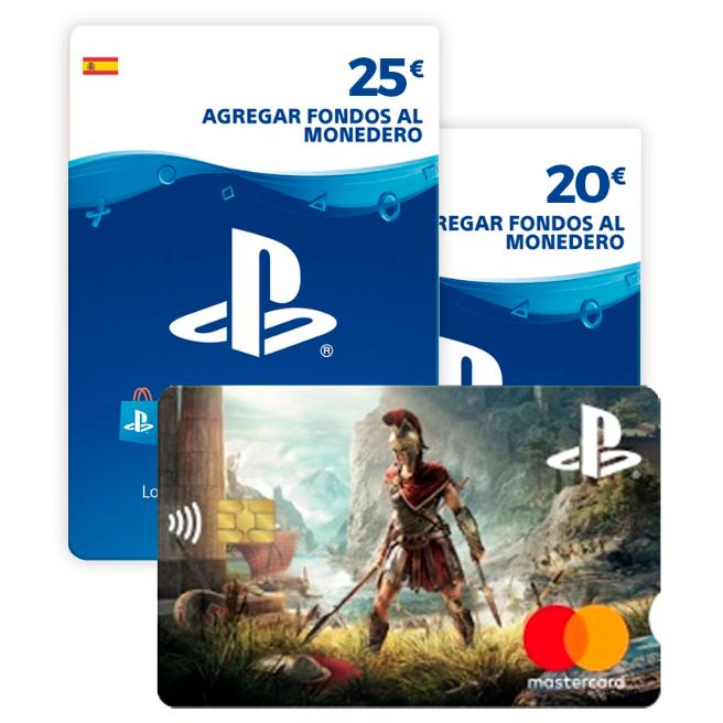 45€ GRATIS para Playstation con la Tarjeta PlayStation gratuita