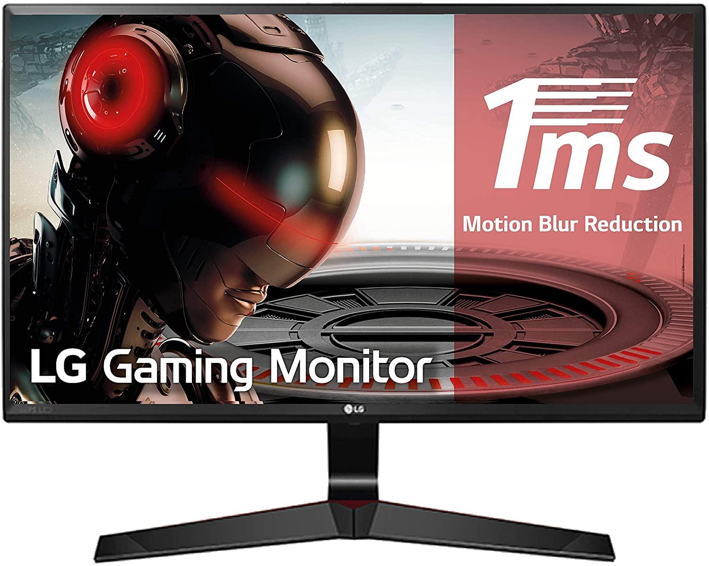 "Monitor LG 27MP59G-P Full HD de 27"" / IPS / 1 ms"