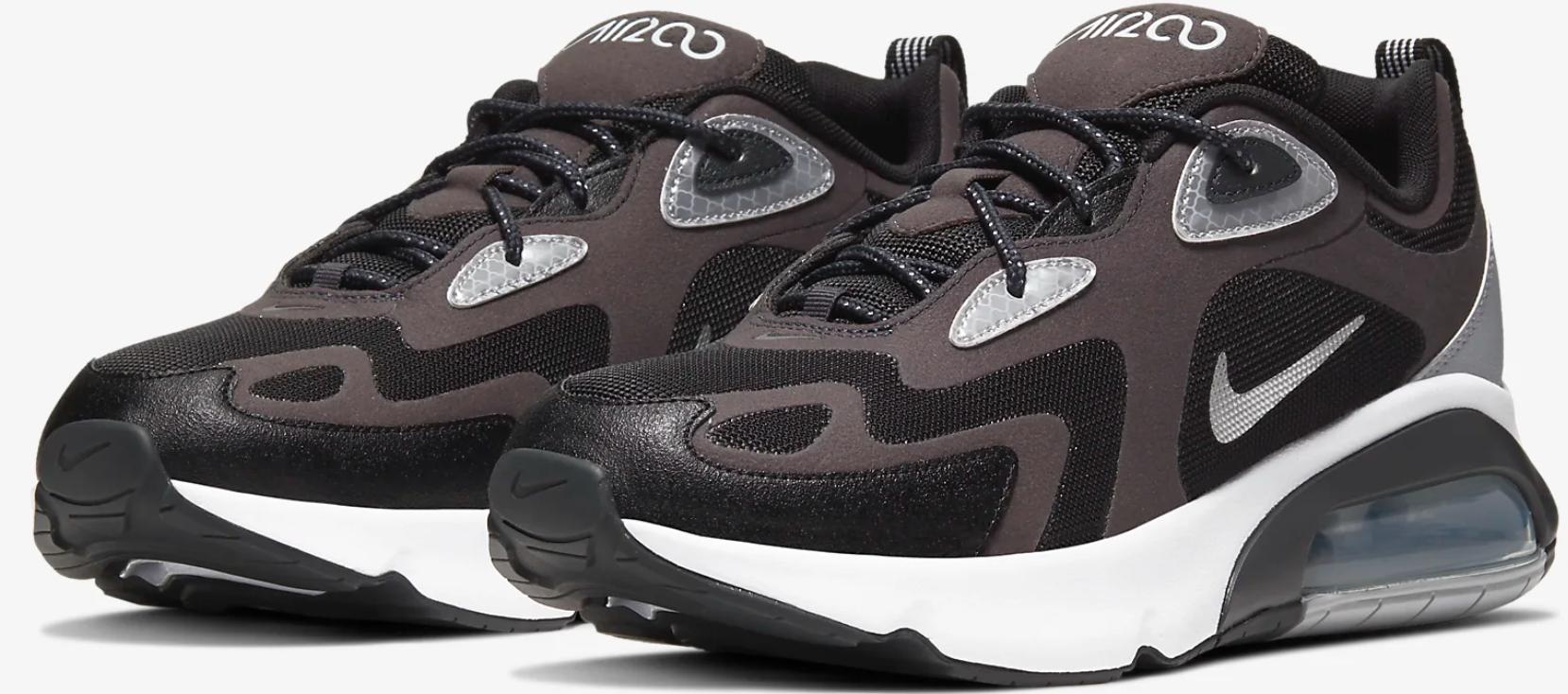 Nike Air Max 200 Winter, Zapatillas para Hombre