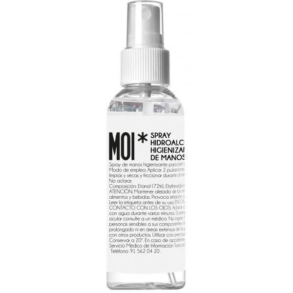 Spray hidroalcohólico higienizante