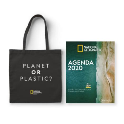 Suscripción a National Geographic más regalos
