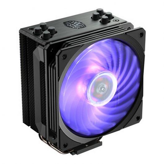 Disipador CPU | Cooler Master Hyper 212 RGB Black Edition | Reacondicionado