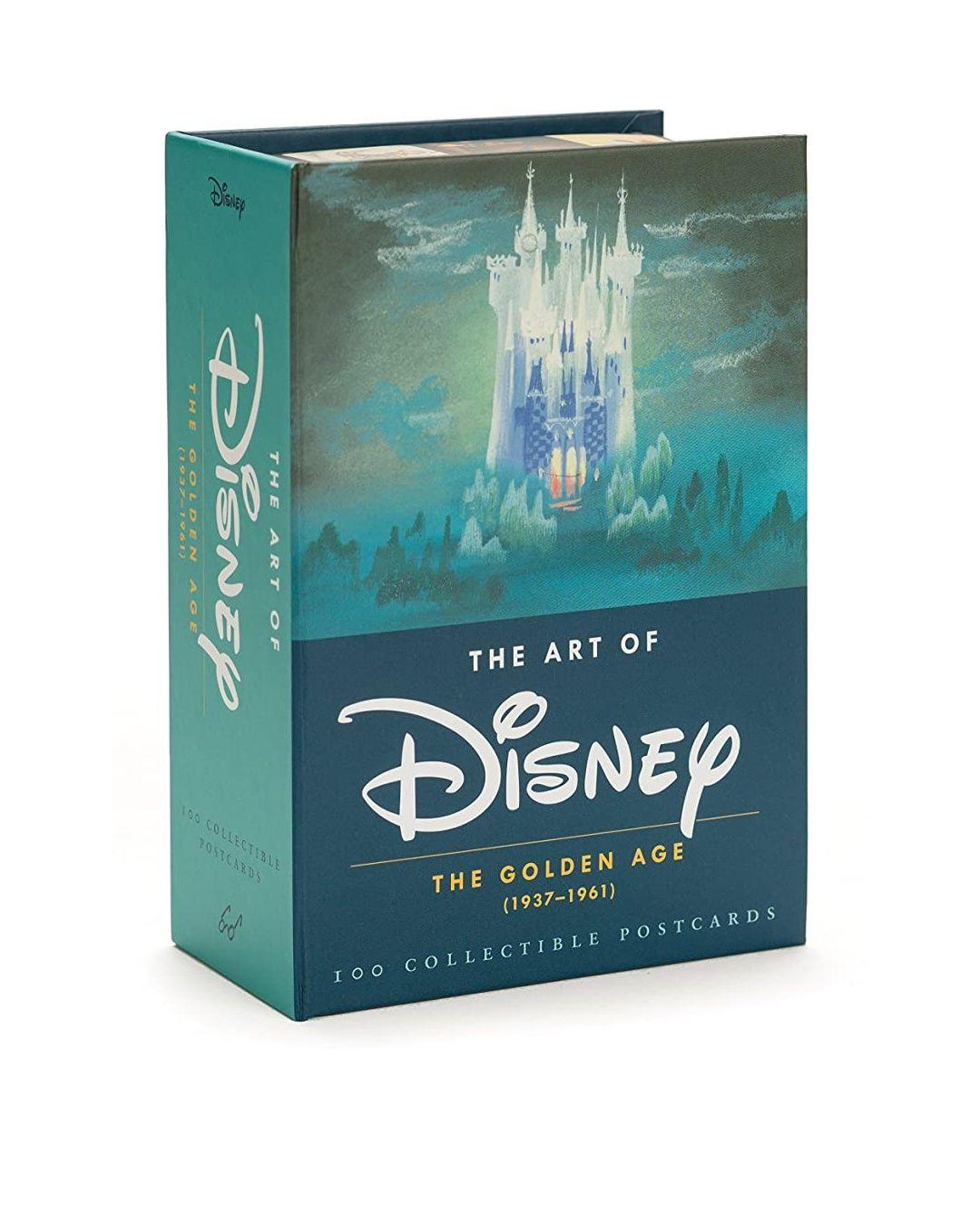 Postales de la Época Dorada de Disney (1937-1961)