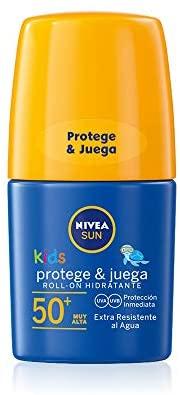 NIVEA SUN Roll-On Solar Niños FP50