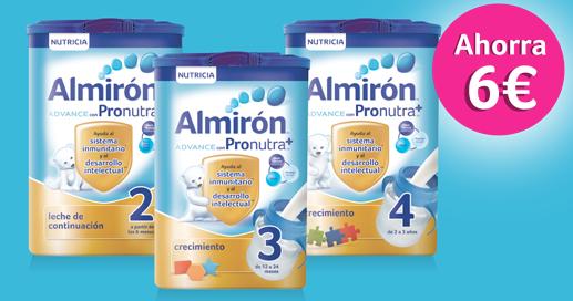 Nutricia - Almirón Advance con Pronuta+