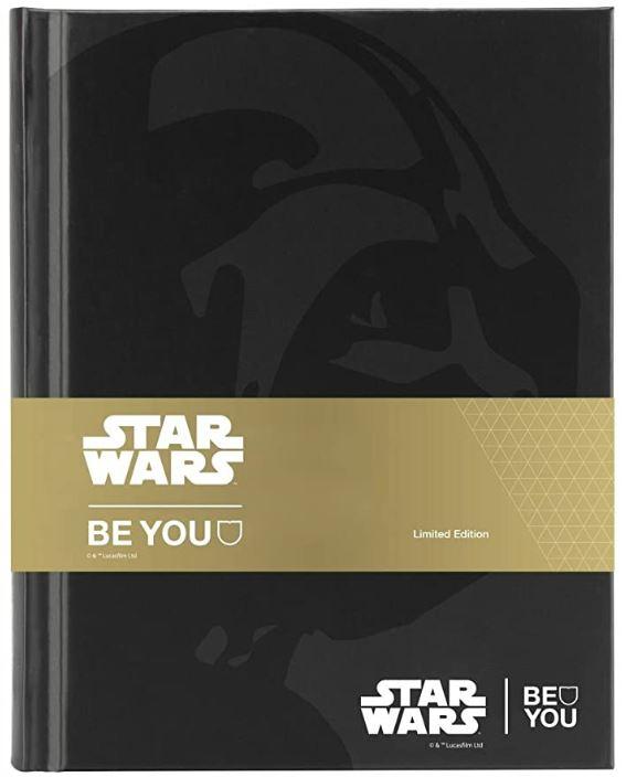 Diario agenda Star Wars Edición Limitada 2017/2018