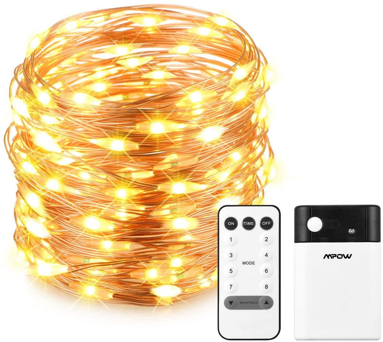 Guirnalda de 100 LED - 10 metros
