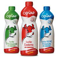 Lácteos COVAP - Envíos gratis en compras de más de 4 packs + Ebook GRATIS (PDF)
