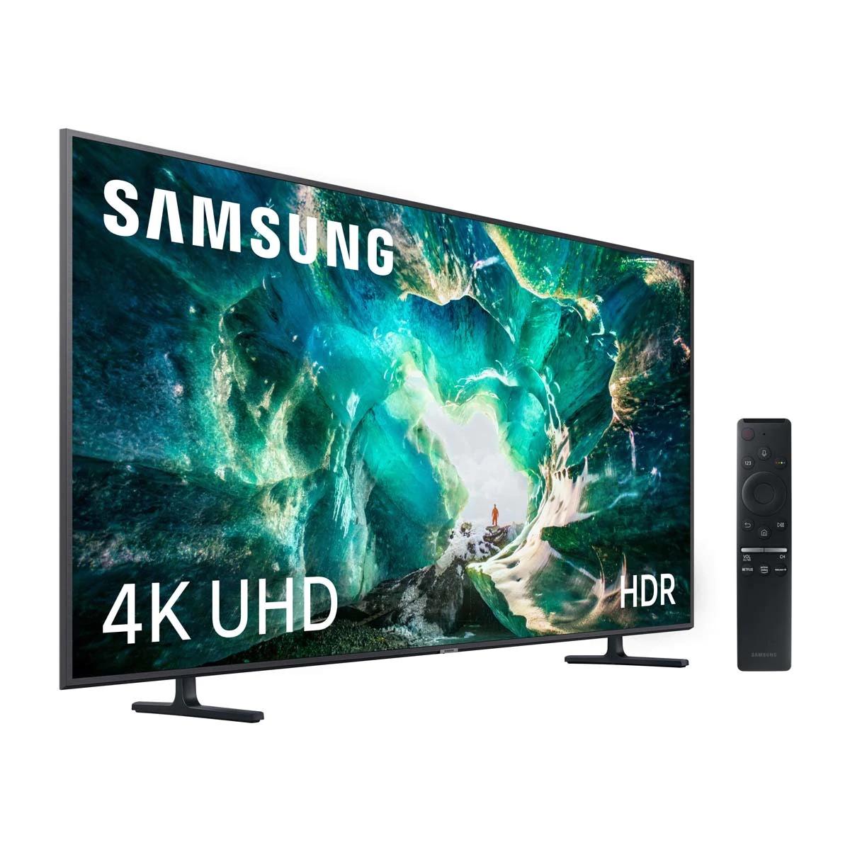 """TV LED (82"""") Samsung UE82RU8005 4K con Inteligencia Artificial (IA), HDR y Smart TV"""