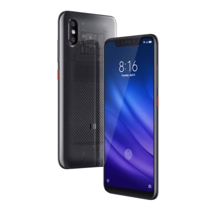 XIAOMI Mi 8 Pro Transparent 128 GB