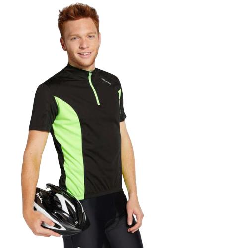 Pack completo para ciclistas por sólo 22€ (Casco, maillot, culotte, gafas protectoras y candado para bici)