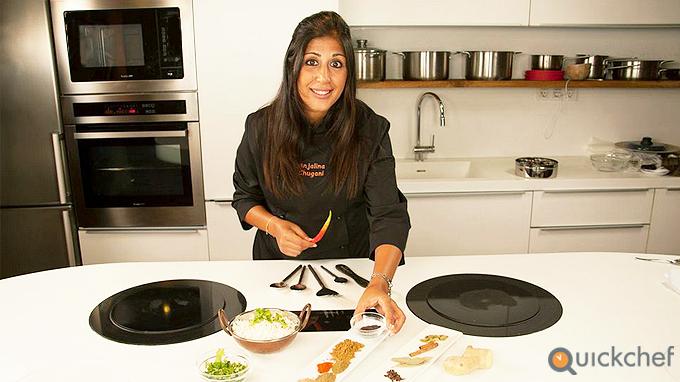 Curso gratis de cocina india online