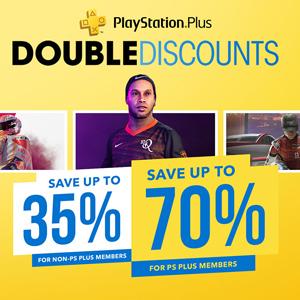 Playstation :: Promoción Descuentos Dobles y Juegos por menos 15€